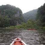 Canoeing on the Cacapon
