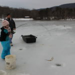 Ice Fishing at the State Park