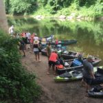 Boating on the Cacapon